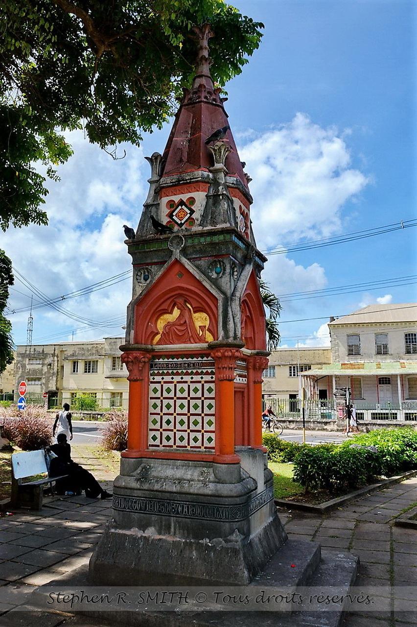à voir à La Barbade - Bridgetown ville capital - www.labarbade.com