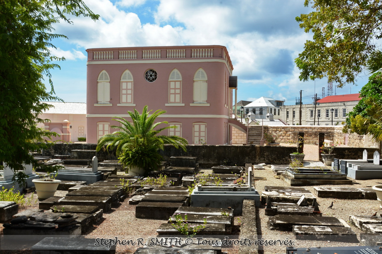 Nidḥe Israel Synagogue - à voir à Bridgetown - ville capital - www.labarbade.com