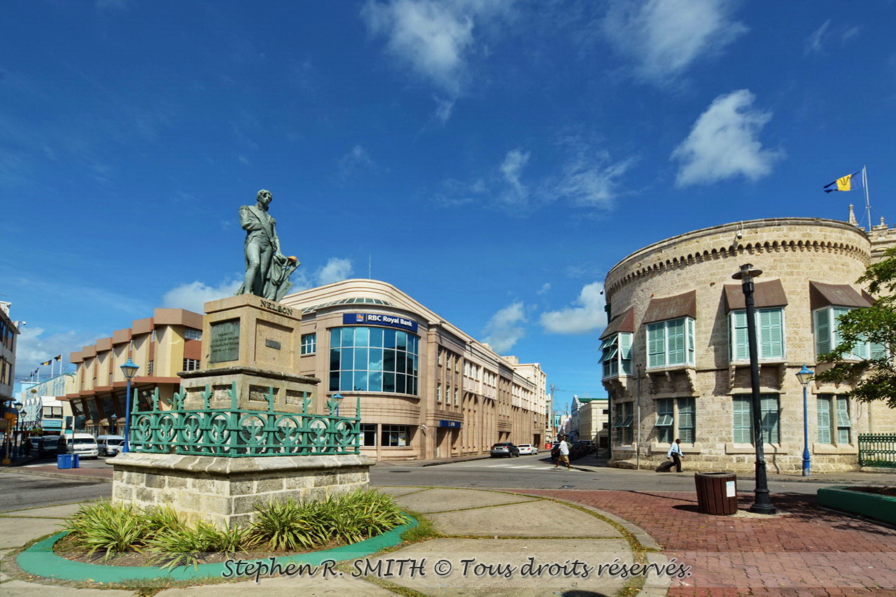Attractions à voir à Bridgetown, ville capitale de la Barbade - www.labarbade.com