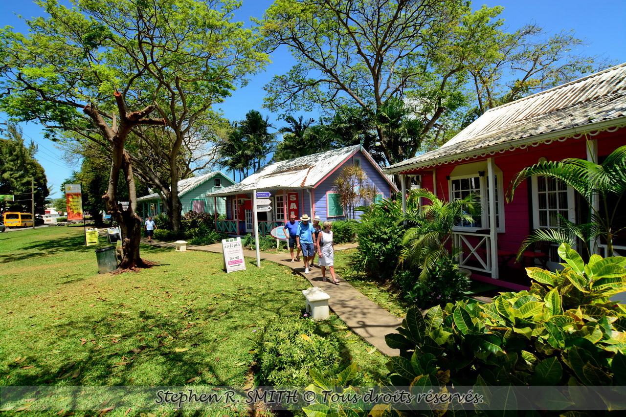 Holetown, attractions à voir à la Barbade