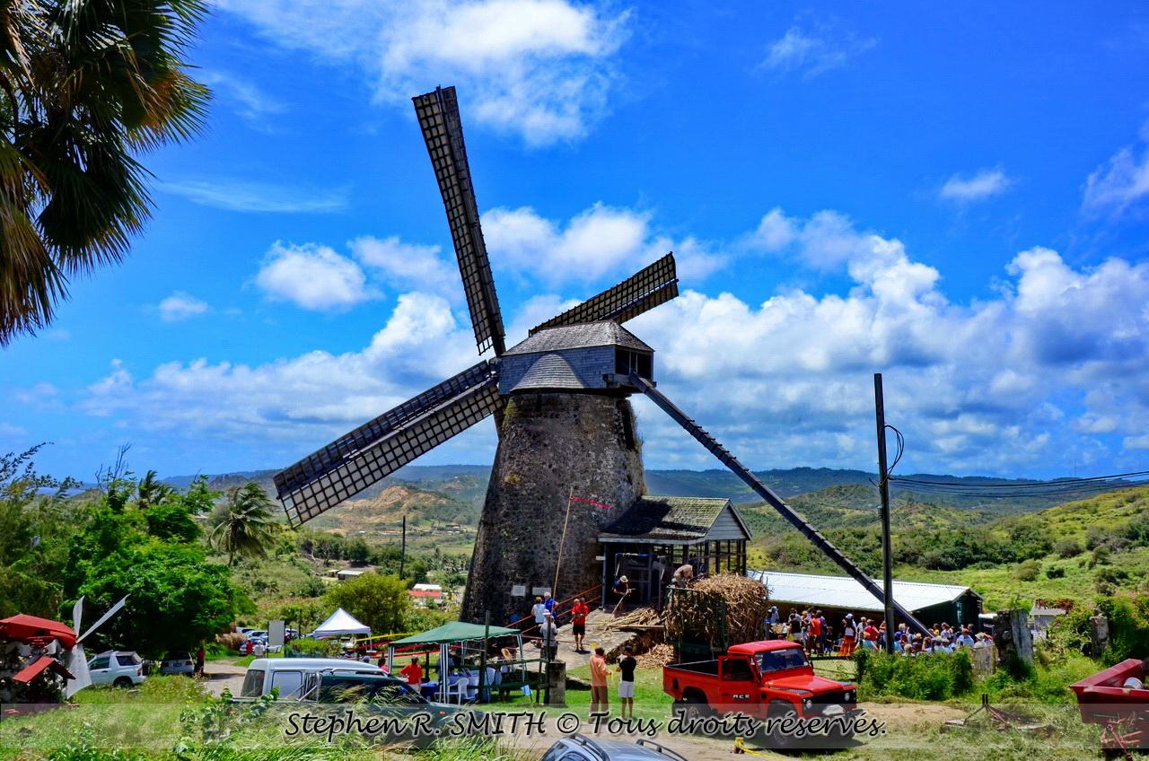 Morgan Lewis Mill_ à visiter à la Barbade