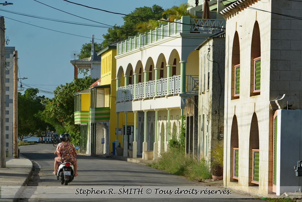 Villes-forteresse, Speightstown, la Barbade