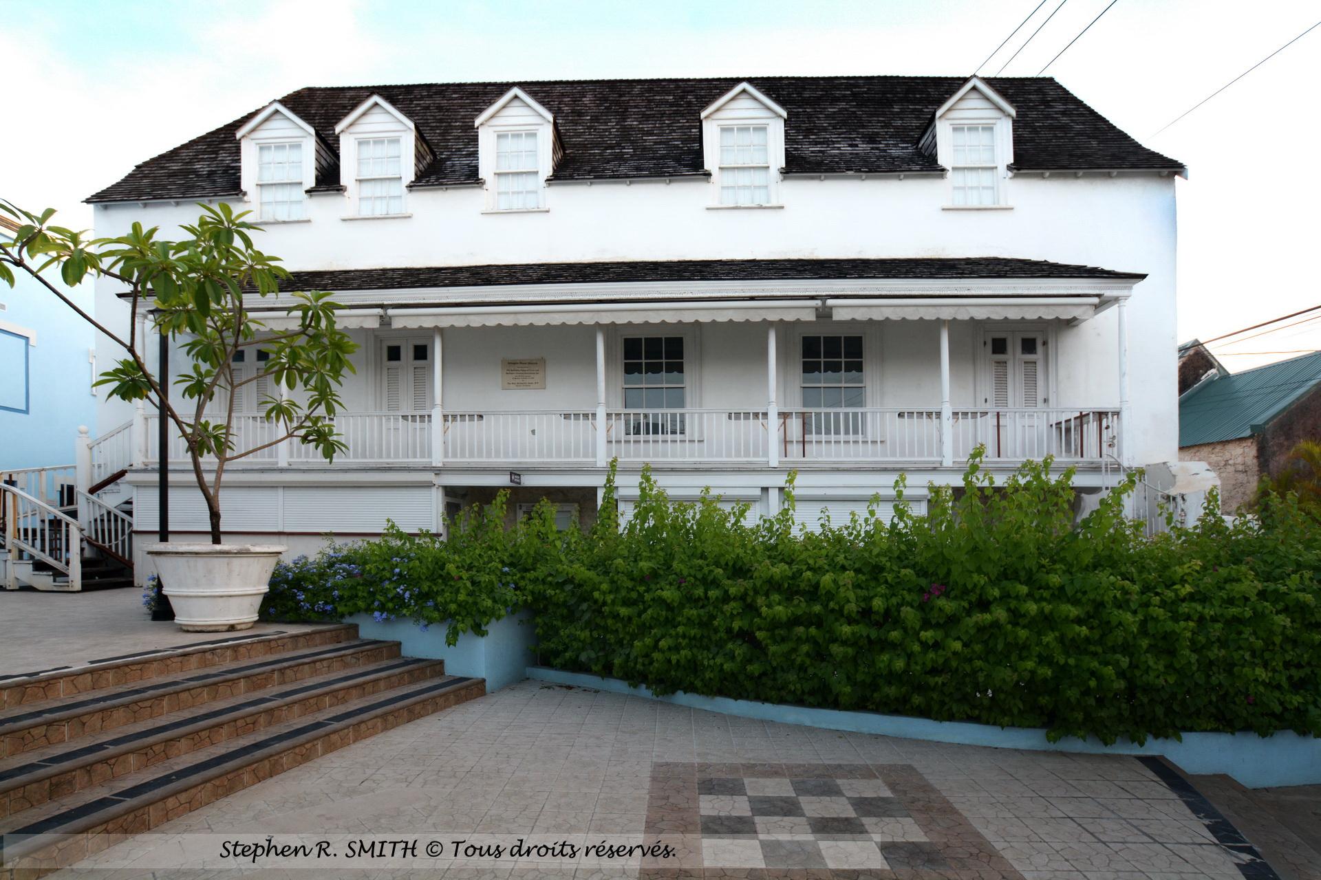À voir à Speightstown, la Barbade
