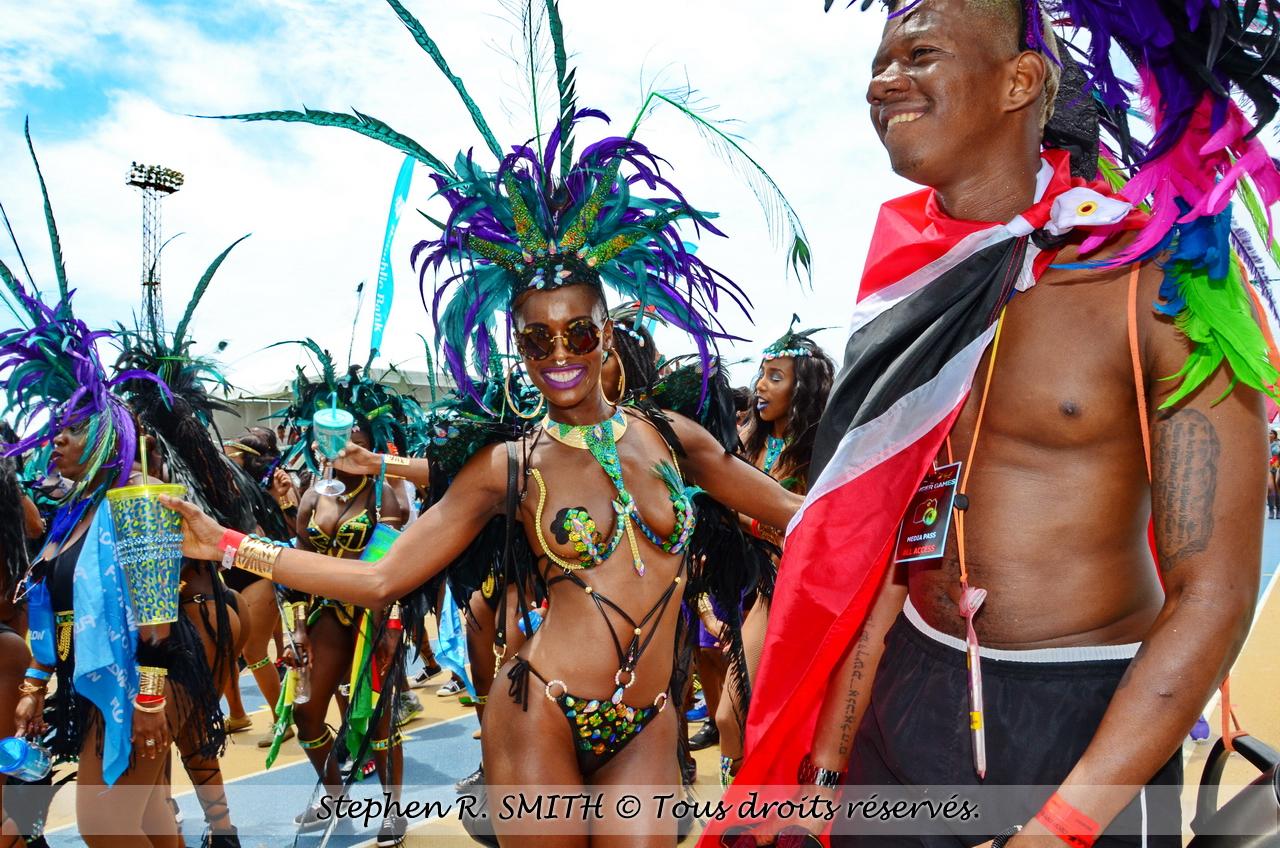 Le Carnaval de Grand Kadooment - la Barbade - www.labarbade.com