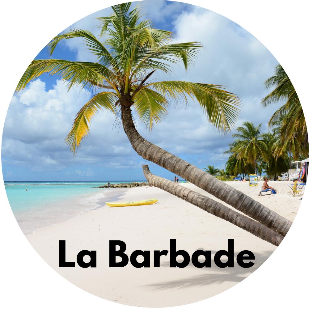 La Barbade et ses belles plages