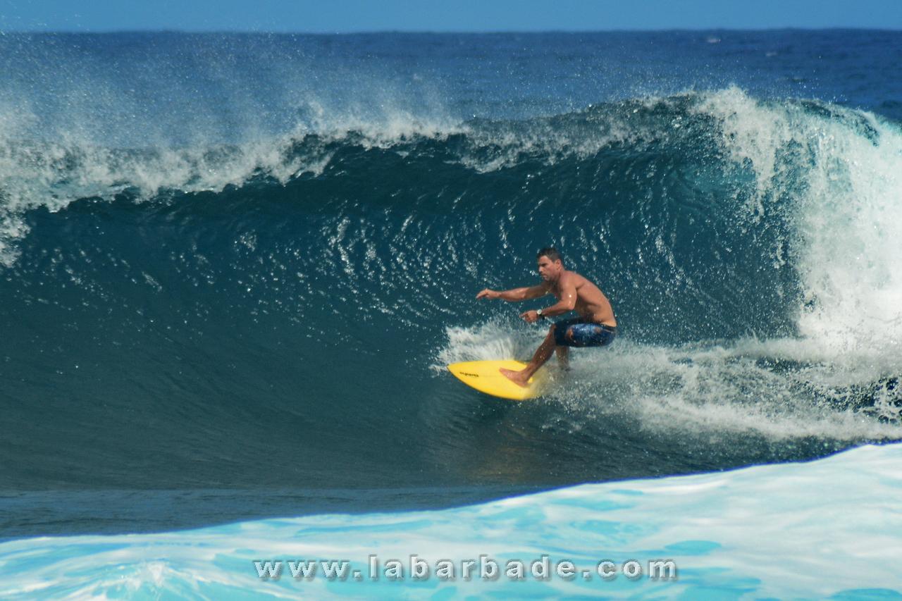 Festival du surf- Bathsheba - la barbade