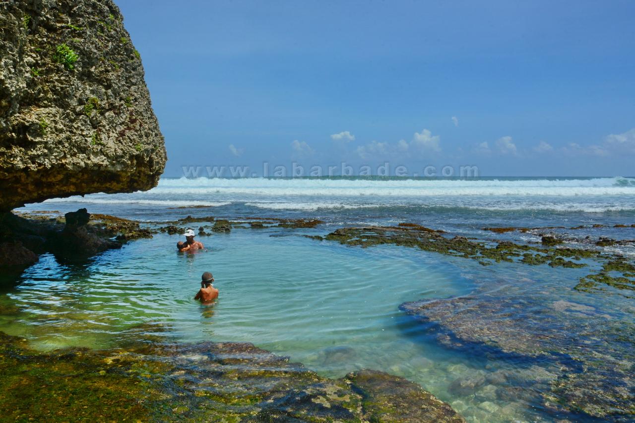 Vacances, belles plages, bienvenue à la Barbade, l'île paradisiaque